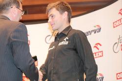 Orlen Team media presentation: Jakub Przygonski