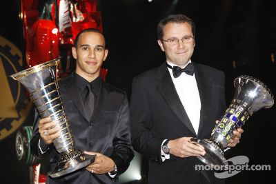 2008 FIA Gala prize giving ceremony, Monako