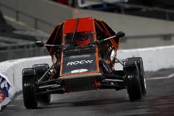 Michael Schumacher in an RX150 Buggy