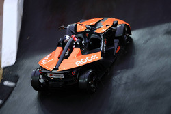 Mattias Ekström in a KTM X-Bow