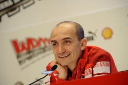 Press conference: Claudio Domenicali, Ducati