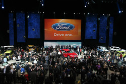 Ford Press Conference