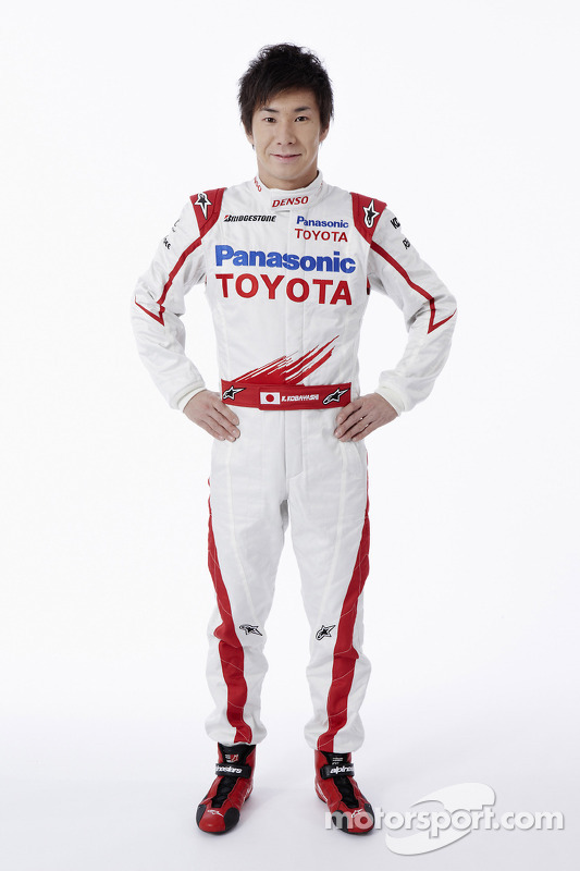 Kamui Kobayashi, Toyota