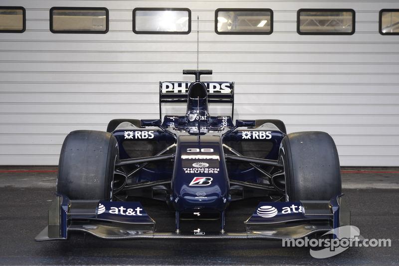 yeni Williams FW 31