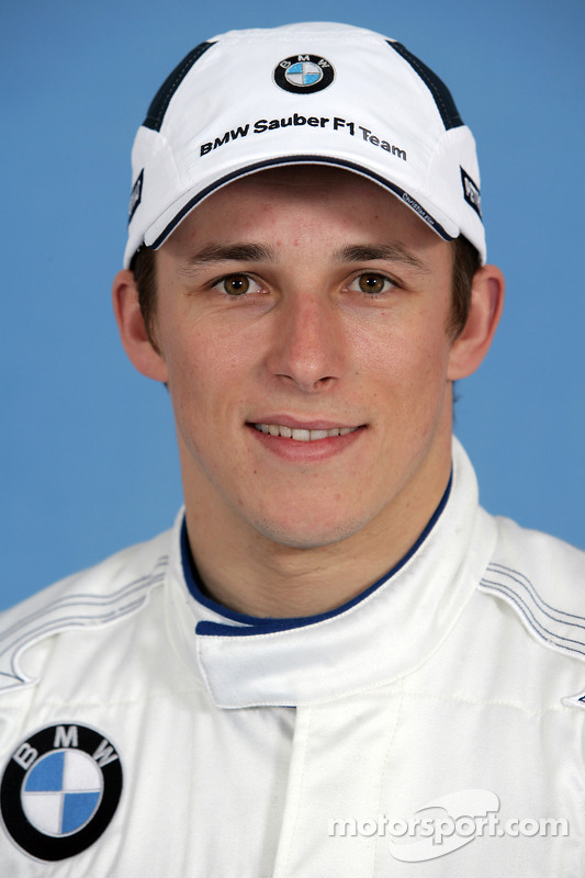 Christian Klien, BMW Sauber F1 Team