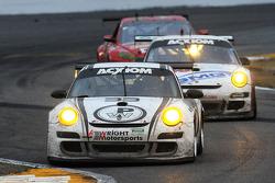 #33 Wright Motorsports Porsche GT3: Sascha Maassen, Phillip Martien, Patrick Pilet, BJ Zacharias