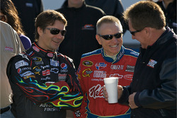 Jeff Gordon, Mark Martin, Darrell Waltrip