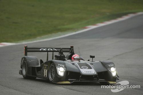 Test de l'Audi R15