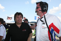 Tony Teixeira, A1GP Chairman with Eric