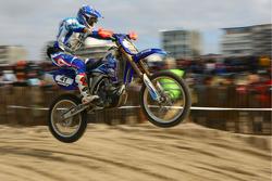 #41 Team Top Yamaha 450 4T: Olivier Pain