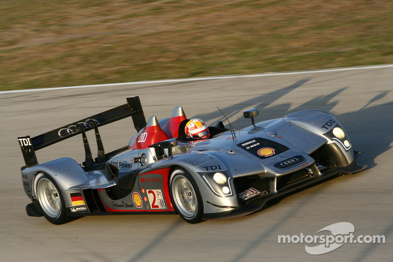 2009: #2 Audi Sport Team Joest, Audi R15 TDI