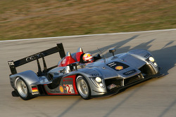#2 Audi Sport Team Joest, Audi R15 TDI: Rinaldo Capello, Tom Kristensen, Allan McNish