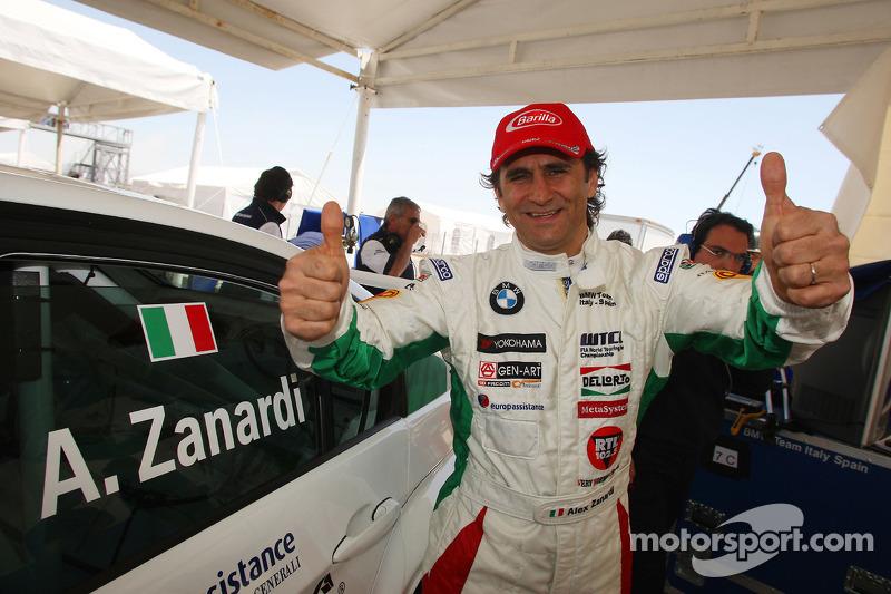 Алекс Дзанарді, BMW Team Italy-Spain