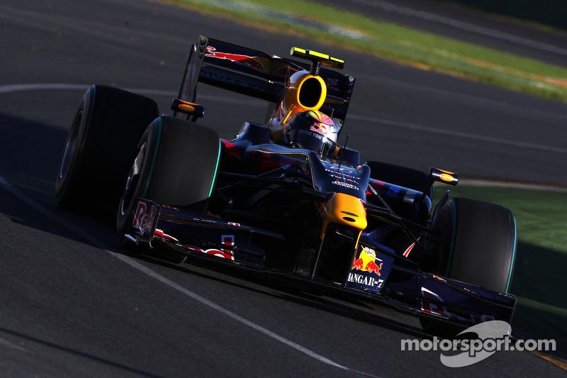 2009: Кейт, Red Bull RB5
