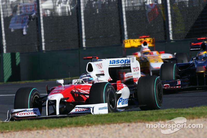 Jarno Trulli: 252 Rennen