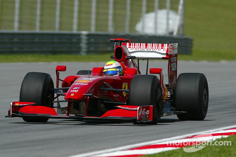 """2009: سيارة فيراري """"اف60"""" – 22 نقطة، المركز الـ11 في البطولة*"""