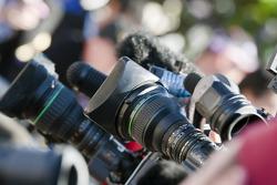 Victory lane: cameras
