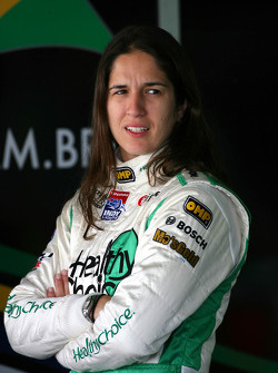 Ana Beatriz, driver of A1Team Brazil