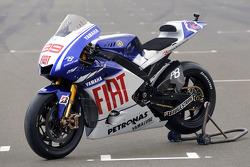 Die Yamaha von Jorge Lorenzo, Fiat Yamaha Team