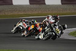 Randy De Puniet, LCR Honda MotoGP, Dani Pedrosa, Repsol Honda Team, Colin Edwards, Monster Yamaha Te