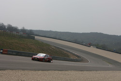 Mike Rockenfeller, Audi A4 DTM in the last new corner
