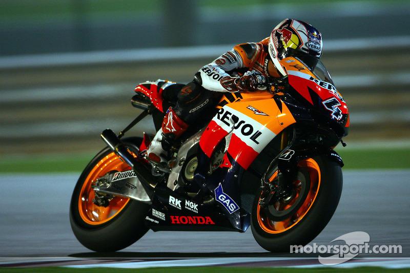 2009 - Andrea Dovizioso : 5e (Grand Prix du Qatar)