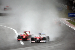 Jarno Trulli, Toyota Racing, Felipe Massa, Scuderia Ferrari