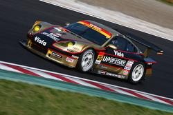 #26 Up Start Taisan Porsche: Haruki Kurosawa, Tsubasa Abe