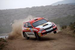 Gabriel Pozzo and Daniel Stillo, Subaru Impreza STI