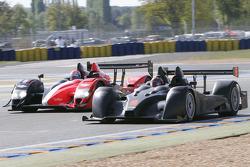 #6 Boutsen Energy Racing Formula Le Mans 09: Gary Chalandon, Dimitri Enjalbert, #12 Signature Plus Courage-Oreca LC70 - Judd: Pierre Ragues, Frank Mailleux, Didier André