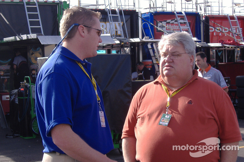 Remembering David Poole: David Poole talks with Marty Snider, his former co-host on Sirius NASCAR Radio's Morning Drive program