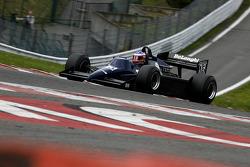 #15 Patrick D'Aubreby (F) Tyrrell 012-6, Ecurie Griffiths (1983-84)
