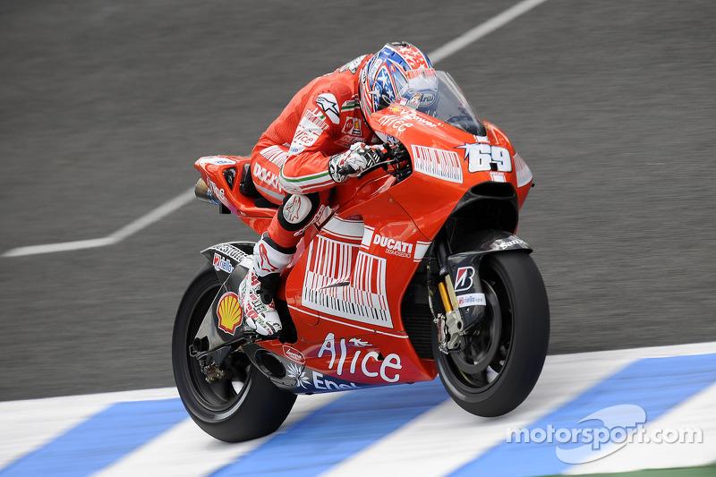 2009: MotoGP – Ducati Marlboro Team, Ducati Desmosedici GP9