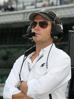 Luczo Dragon Racing team co-owner Jay Penske
