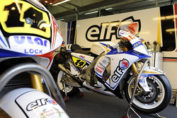 LCR Honda MotoGP pit box