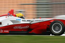 Esteban Gutierrez, ART Grand Prix, Dallara F308 Mercedes