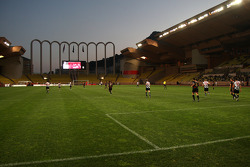 Star Team vs Nazionale Piloti, Charity Football Match, Monaco, Stade Louis II: Star Team vs Nazionale Piloti, Charity Football Match, Monaco, Stade Louis II, Monaco