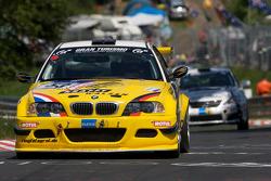#53 MSC RhoÃàn e.V. im AvD BMW M3: Pierre de Thoisy, Thierry Depoix, Philippe Haezebrouck