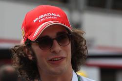 Enzo Ferrari, arrière petit-fils de Piero Ferrari