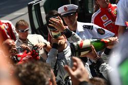 1st place Jenson Button, Brawn GP