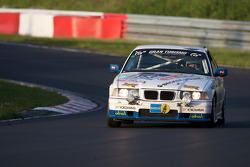 #153 BMW 318is: Sebastian Krell, Marco Keller, Jörg Krell, Jörg Kurowski