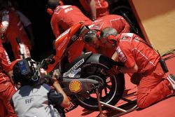 Ducati mechanics