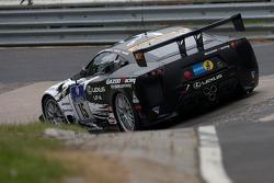 #15 Gazoo Racing Lexus LF-A: Armin Hahne, Jochen Krumbach, Andre Lotterer, Hiromu Naruse