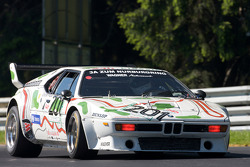 #201 BMW M1: Mark Bullitt, Klaus Graf