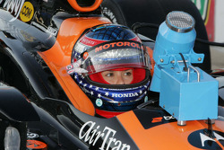 Danica Patrick, Andretti-Green Racing