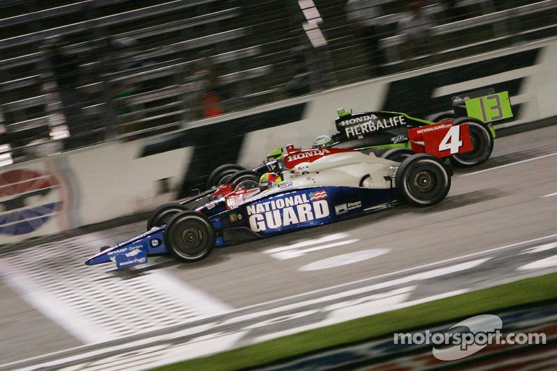 Dan Wheldon, National Guard Panther Racing