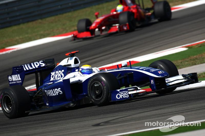 Ніко Росберг, Williams Toyota