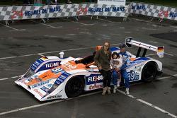 #39 KSM Lola Mazda Spider: Hideki Noda
