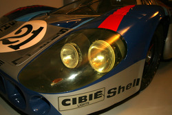 1971 Porsche 917LH detail