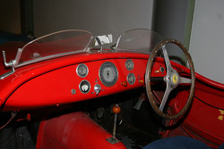 1949 Ferrari 166 MM detail
